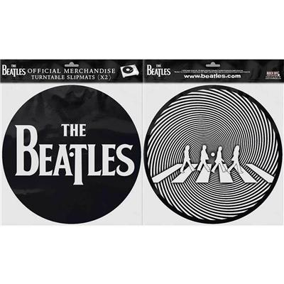 Slipmatte - Beatles - Abbey Road Silhouette - Vinyl