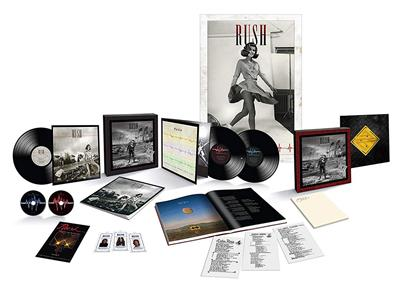 Rush - Permanent Waves - 40th Super Deluxe (3LP Vinyl + 2CD)