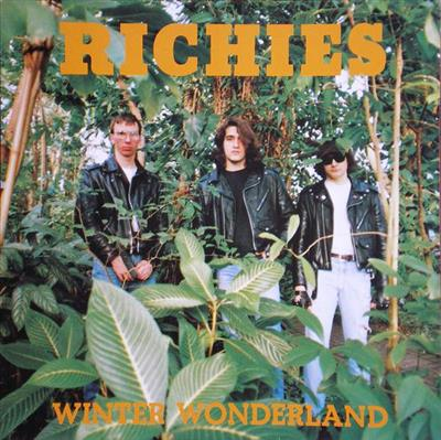 Richies - Winter Wonderland (CD)