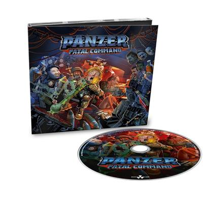 Panzer - Fatal Command - Limited Digipack Edition (CD)