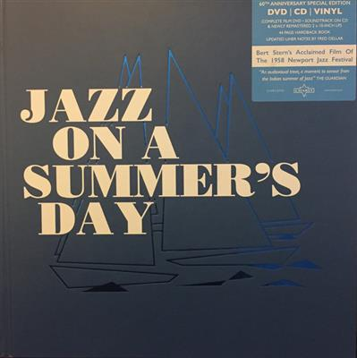 Jazz On A Summer's Day (Vinyl 2LP + CD + DVD)