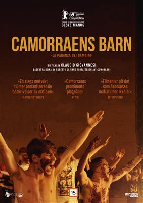 Camorraens Barn (DVD)