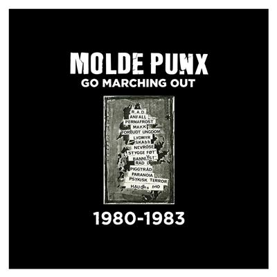 Moldepunx Go Marching Out - 1980-1983 (2LP Vinyl)