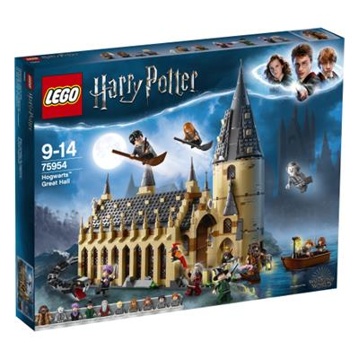 LEGO Harry Potter: Galtvorts Festsal