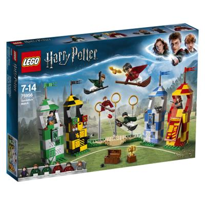 LEGO Harry Potter: Rumpeldunk-kamp