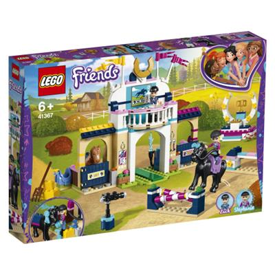 LEGO Friends: Stephanies Hesteshow