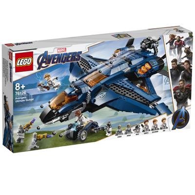 LEGO Super Heroes: Avengers Ultimate Quinjet