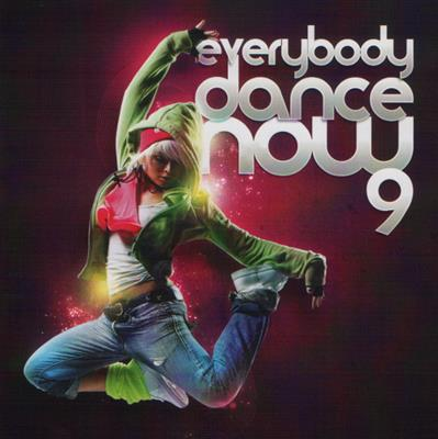 Everybody Dance Now 9 (CD) Diverse Artister