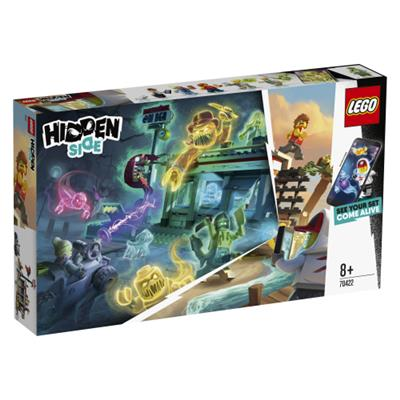 LEGO Hidden Side: Angrep På Rekebua
