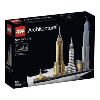 LEGO Architecture: New York City