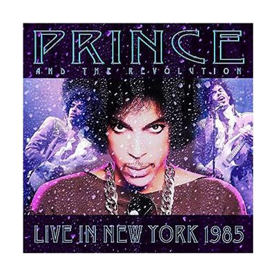 Prince And The Revolution - Live In New York 1985 - Limited edt - 500 copies (Vinyl - 3LP - Purple)
