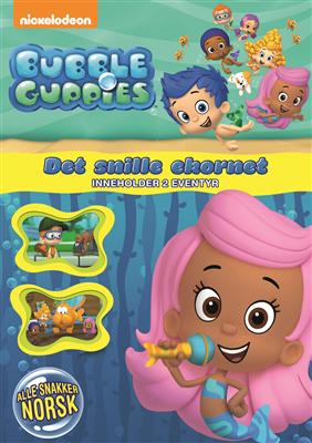 Bubble Guppies - Sesong 1 Vol. 10: Det Snille Ekornet (DVD)