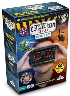 Escape Room - Virtual Reality -  Norsk versjon