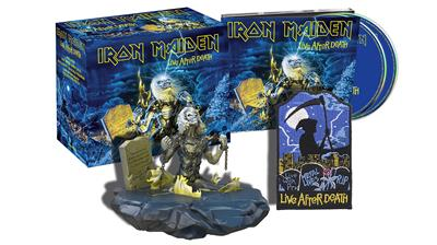 Iron Maiden - Live After Death - Remastered - Limited Box Set Edition (2CD)