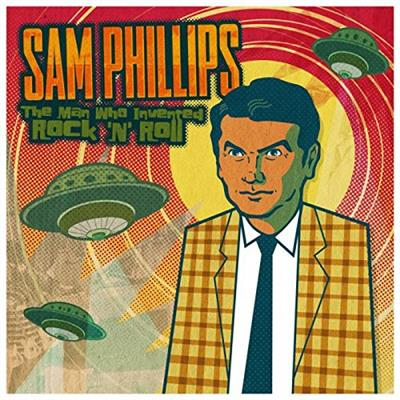 Sam Phillips The Man Who Invented Rock 'N' Roll (Vinyl - 3LP)