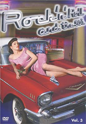 Rock n`Roll And The 1950`s vol.3 (DVD)