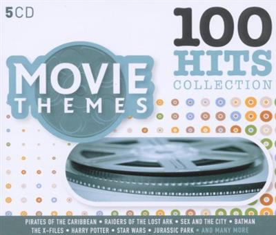 100 Hits Movie Themes (5CD)