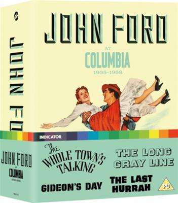 John Ford At Columbia 1935-1958 (Import) (Blu-ray)