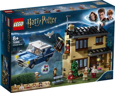 LEGO Harry Potter: Hekkveien 4