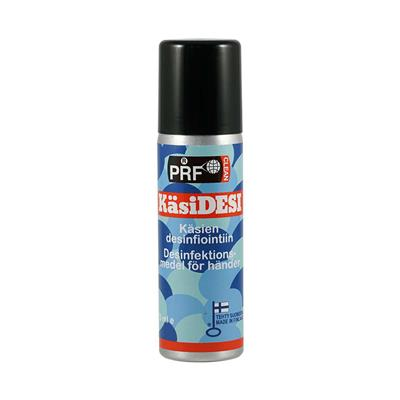 Håndrens 70% Desinfiserende Spray 85ML Spraydispenser - PRF