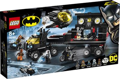 LEGO Super Heroes: Mobil Batman-base