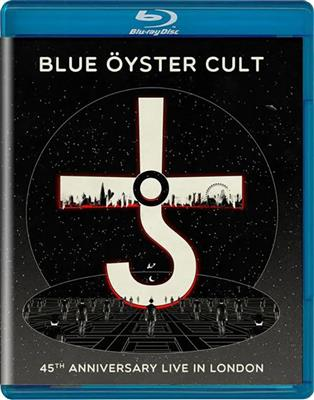 Blue Öyster Cult - 45th Anniversary - Live In London (Blu-ray)