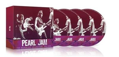Pearl Jam - The Broadcast Collection 1992-1995 (4CD)