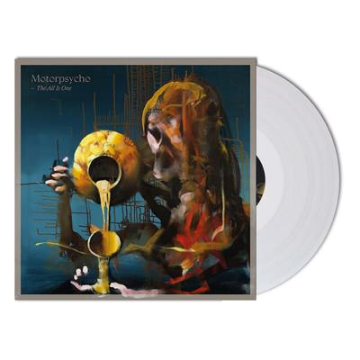 Motorpsycho - The All Is One - Limited Edition Clear (2LP Vinyl)