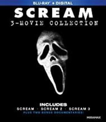 Scream: 3-Movie Collection (Import - Region A) (Blu-ray)