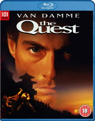 The Quest (Import) (Blu-ray)