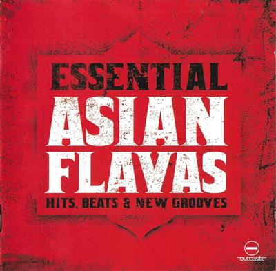 Essential Asian Flavas (CD) Diverse Artister