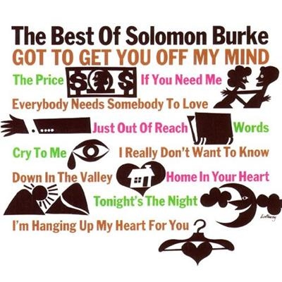 Solomon Burke - The Best Of Solomon Burke (Vinyl - 180 gram)