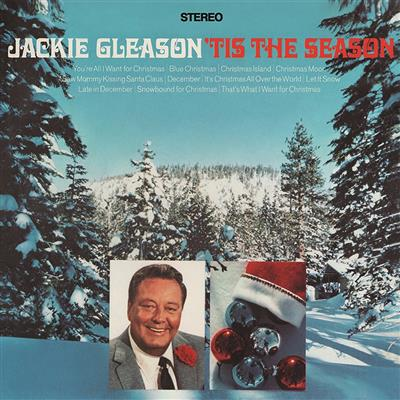 Jackie Gleason - 'tis The Season (Vinyl - 180 gram)