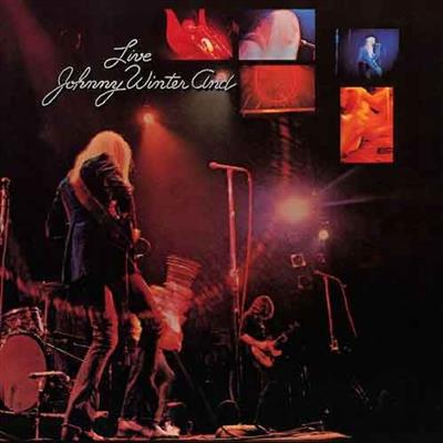 Johnny Winter - Johnny Winter And Live (Vinyl - 180 gram)