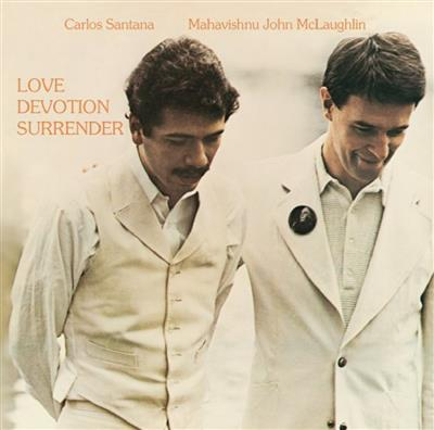 Carlos Santana & John McLaughlin - Love Devotion Surrender (Vinyl)