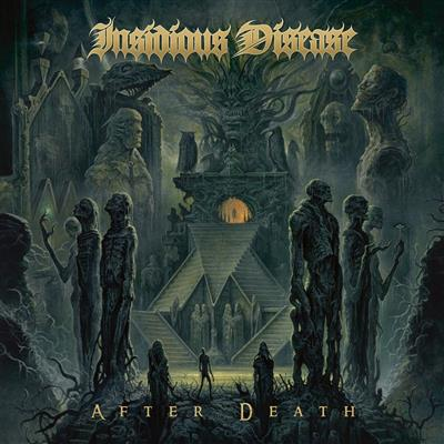 Insidious Disease - After Death (CD)