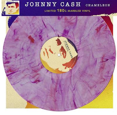 Johnny Cash - Chameleon (Vinyl - 180gram - limited edt Marbled)
