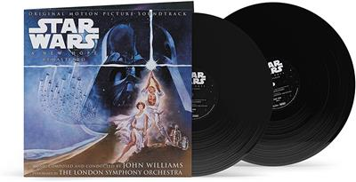 Star Wars - A New Hope - Filmmusikk (2LP Vinyl)
