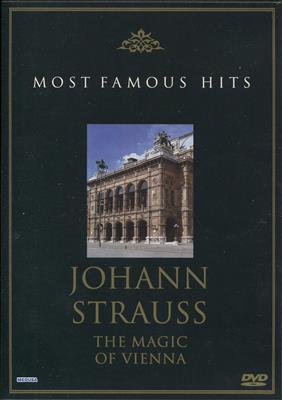 Johan Strauss - The Magic Of Vienna (DVD)