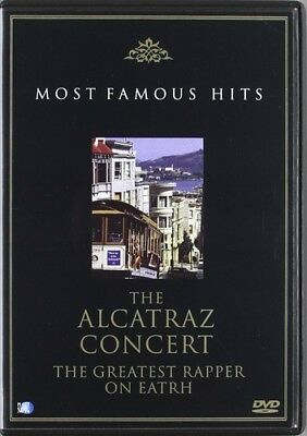 The Alcatraz Concert - Greatest Rapper on Earth (DVD)