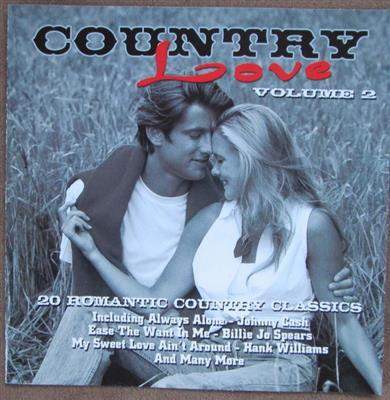 Country Love Volume 2 (CD)