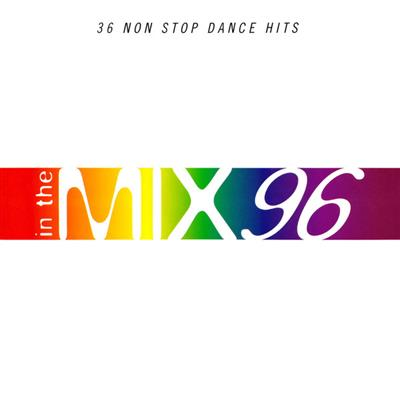 In The Mix 96 (2CD) Diverse artister