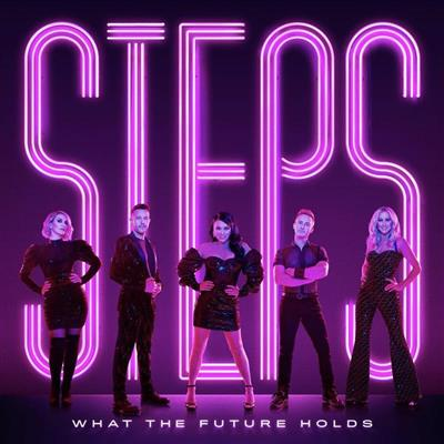 Steps - What the Future Holds (CD)
