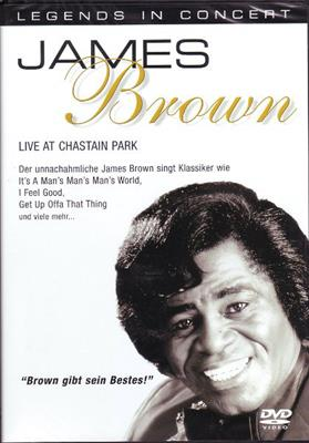 James Brown - In Concert - Live At Chastain Park (DVD)