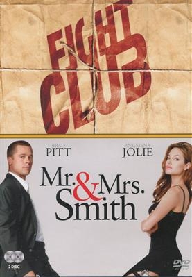 Fight Club / Mr. & Mrs. Smith (DVD)