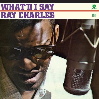 Ray Charles - What'd I Say (Vinyl)