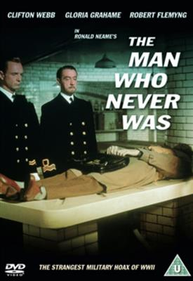 The Man Who Never Was (Import) (DVD)