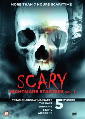 Scary Nightmare Starters - Vol. 1 (DVD)