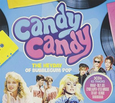 Candy Candy (3CD) Diverse artister
