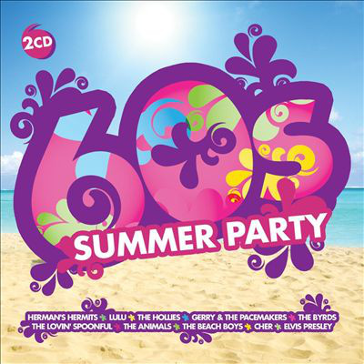 60's Summer Party (2CD) Diverse artister